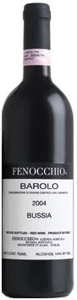 Fenocchio Bussia Barolo 2004, Docg, Estate Btld. Bottle