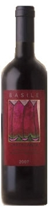 Basile Cartacanta 2007, Doc Montecucco Rosso Bottle