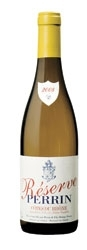 Perrin & Fils Réserve Côtes Du Rhône Blanc 2008, Ac Bottle