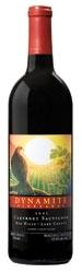Dynamite Vineyards Cabernet Sauvignon 2005, Red Hills, Lake County Bottle