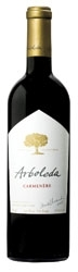 Arboleda Carmenère 2007, Colchagua Valley Bottle