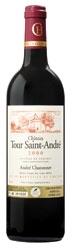 Château Tour Saint André 2000, Ac Lalande De Pomerol Bottle