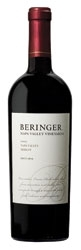 Beringer Merlot 2005, Napa Valley Bottle