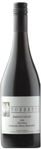 Torbreck Old Vines Grenache/Shiraz/Mourvèdre 2006, Barossa Valley, South Australia Bottle