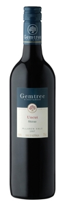 Gemtree Uncut Shiraz 2007, Mclaren Vale, South Australia Bottle