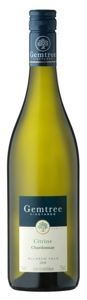 Gemtree Citrine Chardonnay 2008, Mclaren Vale, South Australia Bottle