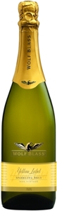 Wolf Blass Yellow Label Sparkling Brut Bottle