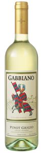 Gabbiano Pinot Grigio 2008, Venetia Bottle