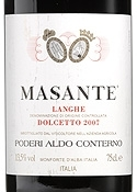 Aldo Conterno Dolcetto Masante 2007 Bottle