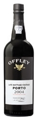Offley Late Bottled Vintage Port 2004, Doc Douro, Btld. In 2008 Bottle