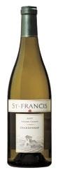 St. Francis Chardonnay 2007, Sonoma County Bottle