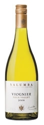 Yalumba Viognier 2008, Eden Valley, South Australia Bottle