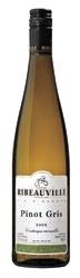 Cave De Ribeauvillé Prestige Pinot Gris 2008, Ac Alsace Bottle