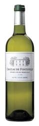 Château De Fontenille Blanc 2008, Ac Entre Deux Mers Bottle
