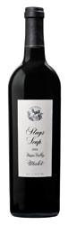 Stags' Leap Winery Merlot 2006, Napa Valley Bottle