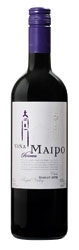 Viña Maipo Reserva Merlot 2008, Rapel Valley Bottle