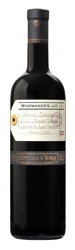 Concha Y Toro Winemaker's Lot 115 Cabernet Sauvignon 2007, Quebrada De Agua Vineyard, Maule Valley   Bottle