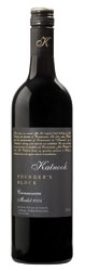 Katnook Founder's Block Merlot 2004, Coonawarra, South Australia Bottle