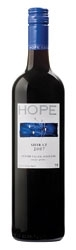 Hope Estate Shiraz 2007, Hunter Valley, New South Wales, Estate Grown Bottle