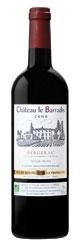 Château Le Barradis 2006, Ac Bergerac Bottle