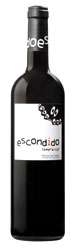 Escondido Tempranillo 2006, Do Ribera Del Duero Bottle