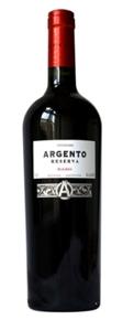 Argento Reserva Malbec 2008, Mendoza Bottle