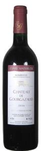 Château De Gourgazaud Cuvée Mathilde 2006, Ac Minervois Bottle
