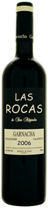 Las Rocas Garnacha 2006, Do Calatayud Bottle
