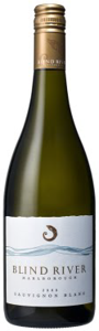 Blind River Sauvignon Blanc 2008, Marlborough, South Island Bottle