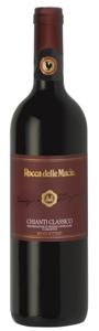 Rocca Delle Macie Chianti Classico 2007, Chianti Bottle