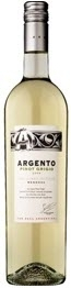Argento Pinot Grigio 2008, Mendoza Bottle