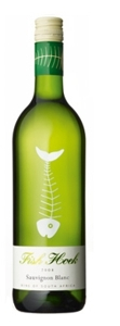 Fish Hoek Sauvignon Blanc 2008, Western Cape Bottle
