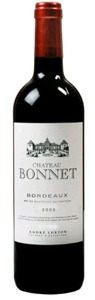 Chateau Bonnet Reserve Red 2005, Bordeaux Bottle