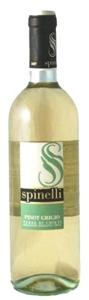 Spinelli Pinot Grigio 2008, Terre Di Chieti, Abruzzo Bottle