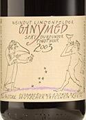 Lingenfelder Ganymed Spätburgunder 2003 Bottle