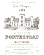 2004 Château Fontesteau Bottle