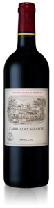Carruades De Lafite Rothschild Pauillac 2004 Bottle
