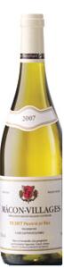 Domaine Francis Fichet Et Fils Mâcon Villages 2007, Ac Bottle