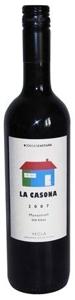 Bodegas Castano La Casona Old Vines Monastrell 2007, Yecla  Bottle
