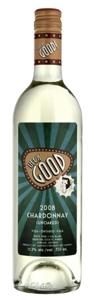 Life Is Good Chardonnay 2008, Ontario VQA Bottle