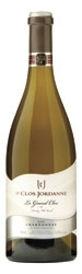 Le Clos Jordanne Le Grand Clos Chardonnay 2007, VQA Niagara Peninsula, Twenty Mile Bench Bottle