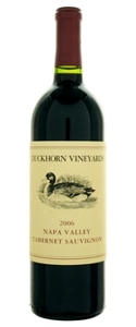 Duckhorn Cabernet Sauvignon 2006, Napa Valley Bottle