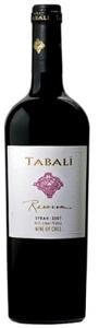 Tabali Reserva Syrah 2007, Limari Valley Bottle
