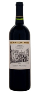Chateau Montelena The Montelena Estate Cabernet Sauvignon 2004, Calistoga, Napa Valley Bottle