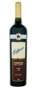 Elderton Command Single Vineyard Shiraz 2004, Barossa Bottle