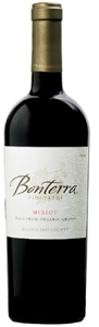 Bonterra Merlot 2006, Mendocino County, Made From Organic Grapes Bottle