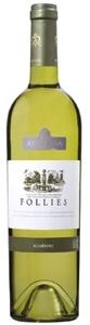 Aveleda Follies Vinho Verde Alvarinho 2008, Doc Bottle
