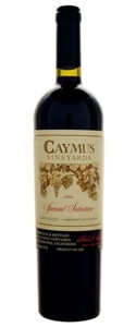 Caymus Special Selection Cabernet Sauvignon 2006, Napa Valley Bottle