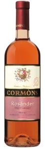 Cormòns Rosänder Pinot Grigio 2008, Doc Isonzo Del Friuli Bottle