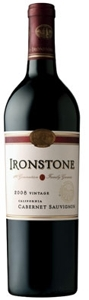 Ironstone Vineyards Cabernet Sauvignon 2005, California Bottle
